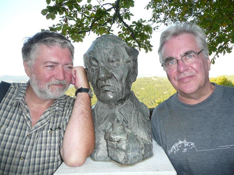 Carlo Schwarz & Richard Swartz