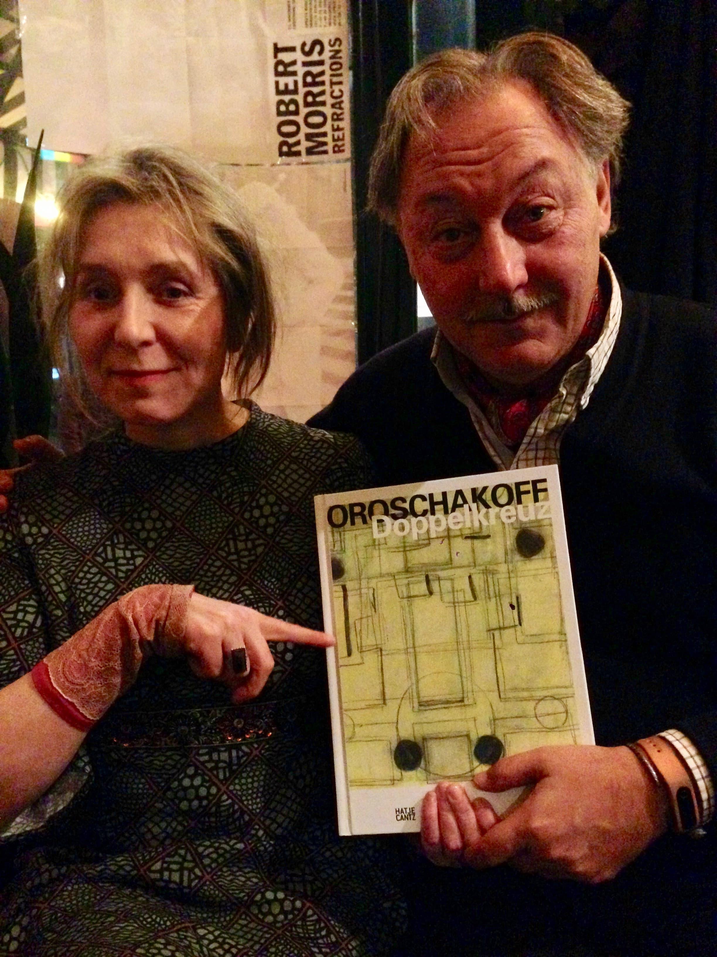 Elke Schmitter, Haralampi Oroschakoff