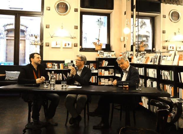 Klaus Gesing & Roberto Scarciglia