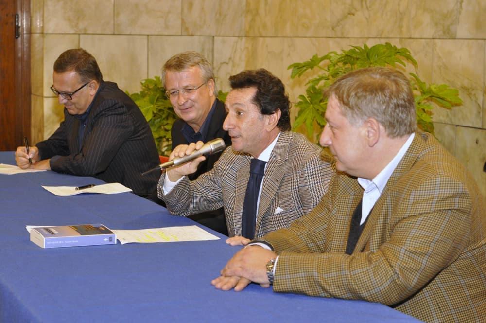 Giovanni Marzini, Giuseppe Padulano, Andrea Mariani