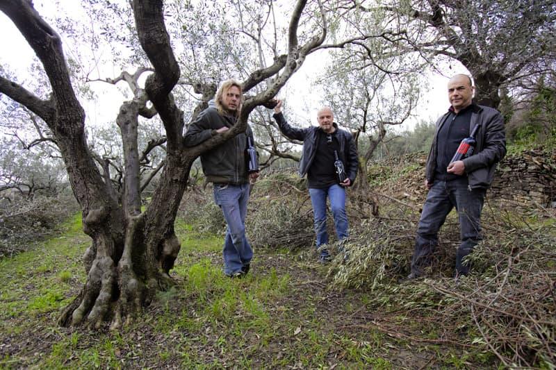 Erik, Paolo, Roberto Starec