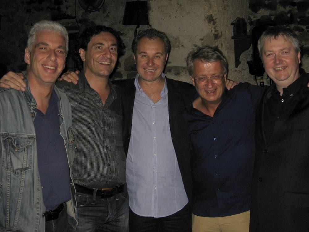 Aluna Quartett