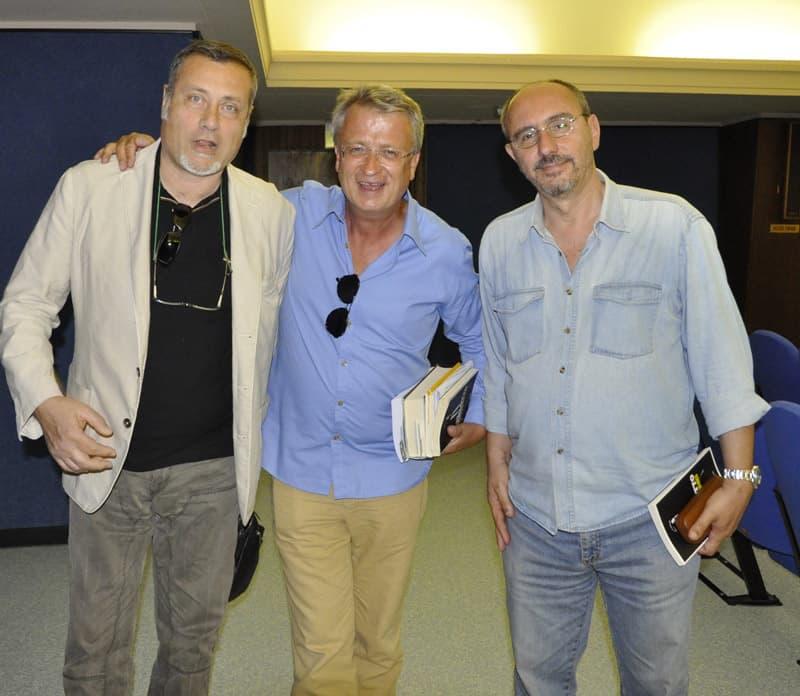 Massimo Carlotto & Bruno Morchio