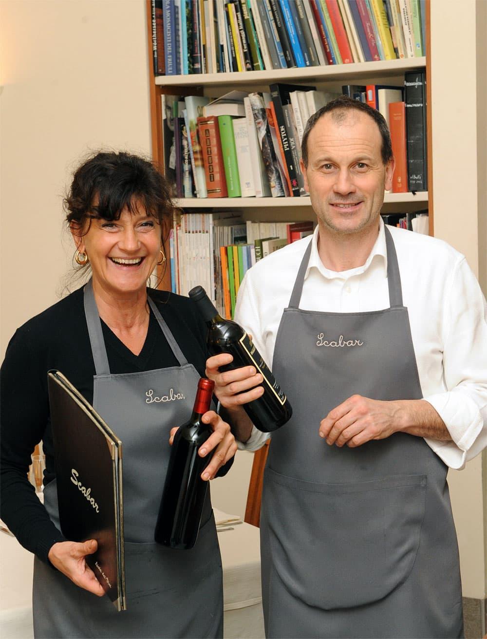 Ami & Giorgio Scabar