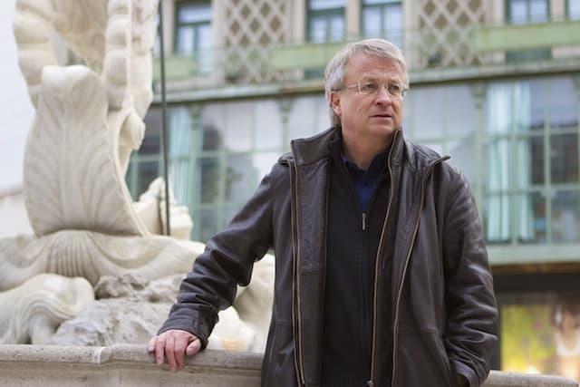 Portrait of Veit Heinichen