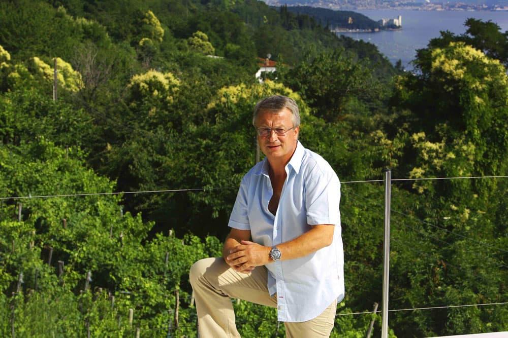 Veit, Costiera Trieste