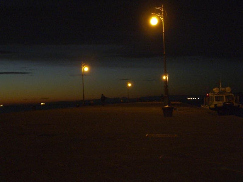 Molo Audace Notte
