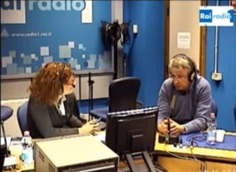 Intervista RadioUno