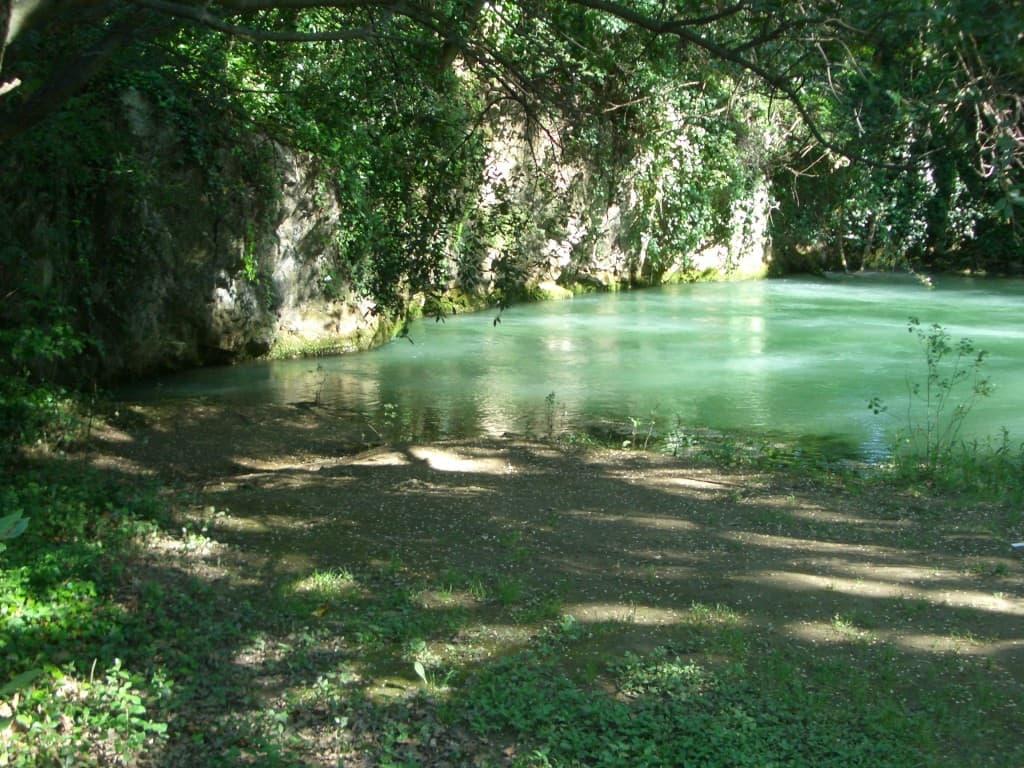 Grundwasserquellen des Timavo