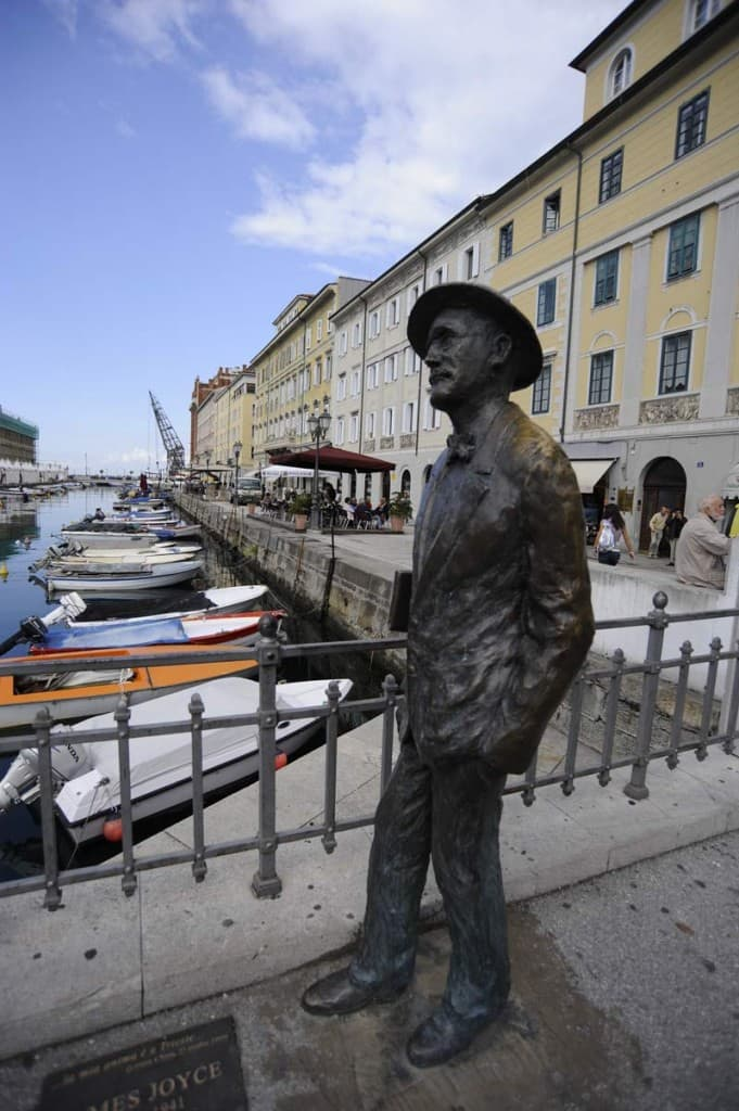 Canal Grande - James Joyce