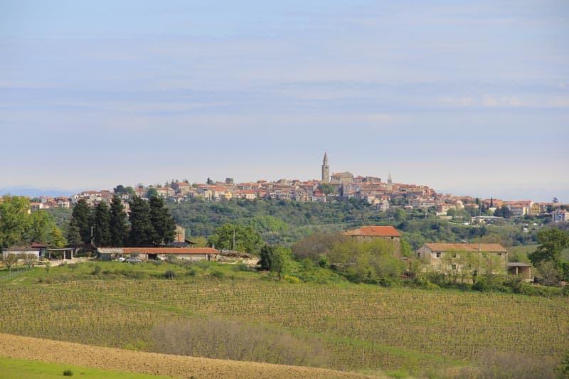 Buie, Istria