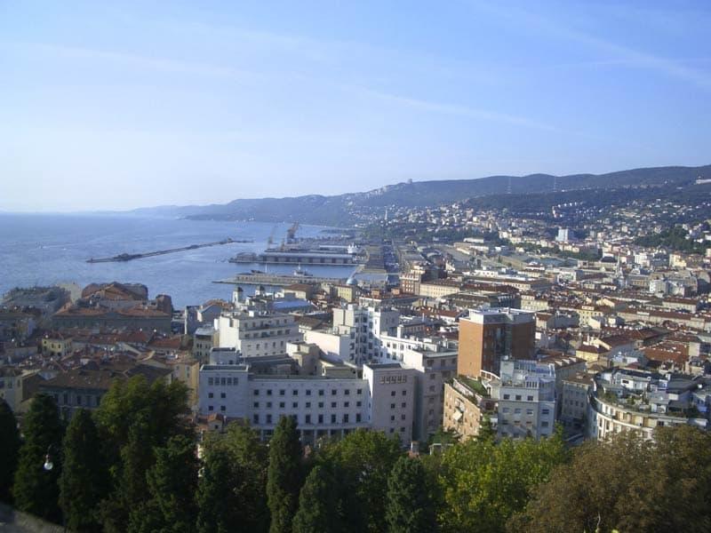 San Giusto, Trieste