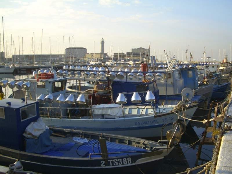 Molo Venezia Lampare