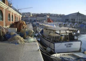 Molo Venezia Banchina e Azzura