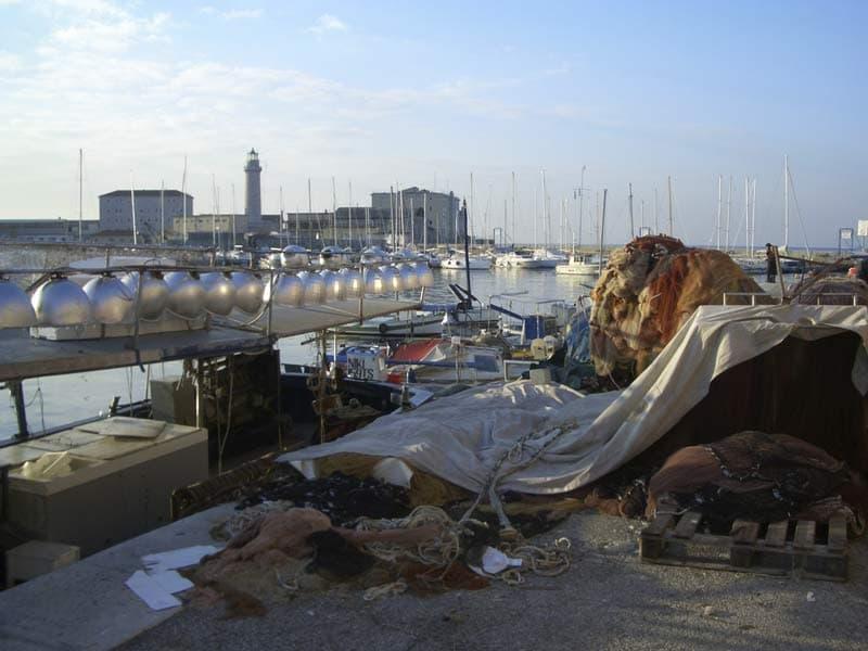Molo Venezia Reti e Lampare