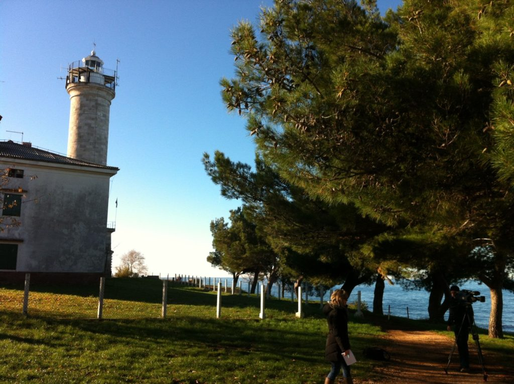 Punta Salvore - Faro