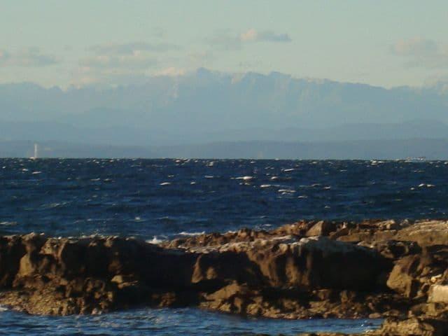 Punta Salvore - Panorama