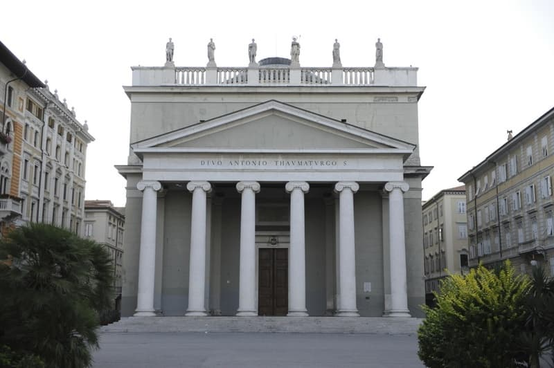 Chiesa di Sant'Antonio, Triest