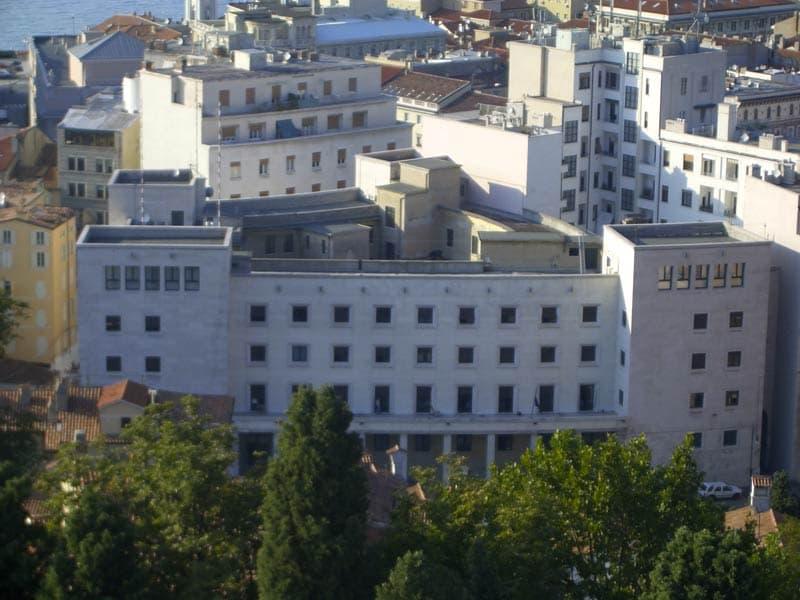 Questura, Trieste