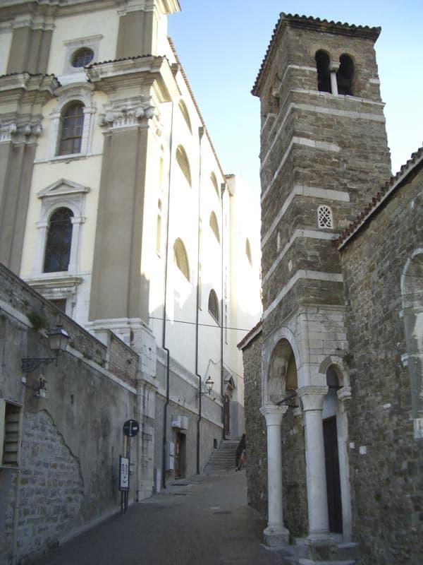 Kirche von San Silvestro, Triest