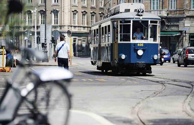 Tram di Opicina, Triest